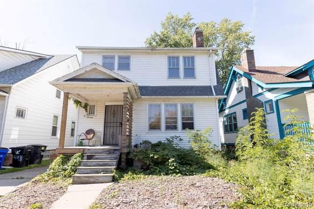205 Philip Street, Detroit, MI 48215 (#219107148) :: GK Real Estate Team