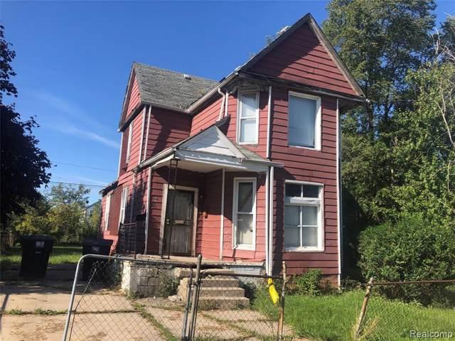 4203 16TH Street, Detroit, MI 48208 (#219107150) :: GK Real Estate Team
