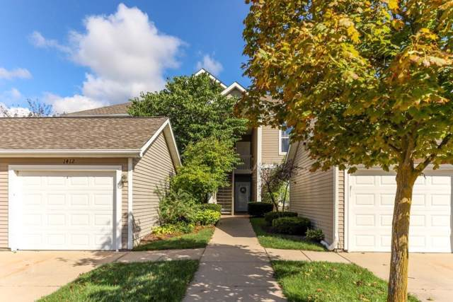 1414 Fox Pointe Circle, Pittsfield, MI 48103 (MLS #543269485) :: The John Wentworth Group