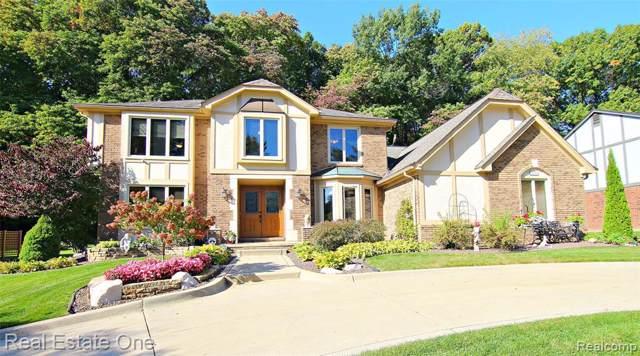 29153 Shenandoah Drive, Farmington Hills, MI 48331 (#219107157) :: The Mulvihill Group