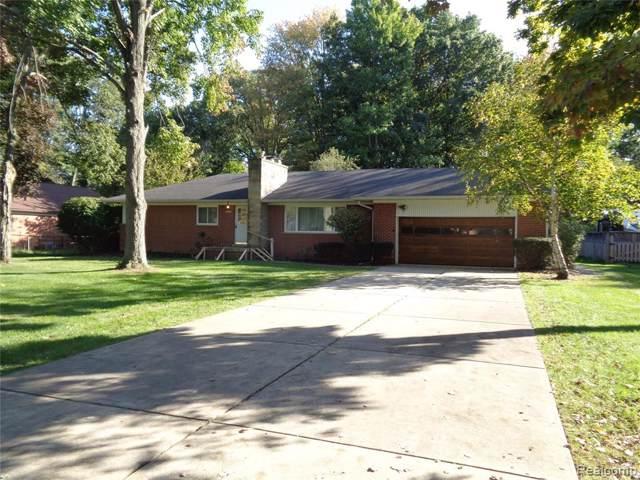30471 Wentworth Street, Livonia, MI 48154 (#219107166) :: GK Real Estate Team