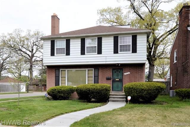 2836 Woodstock Drive, Detroit, MI 48203 (#219107184) :: GK Real Estate Team