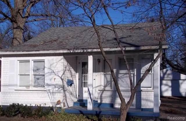 321 Lincoln Avenue, Clawson, MI 48017 (MLS #219107234) :: The Toth Team