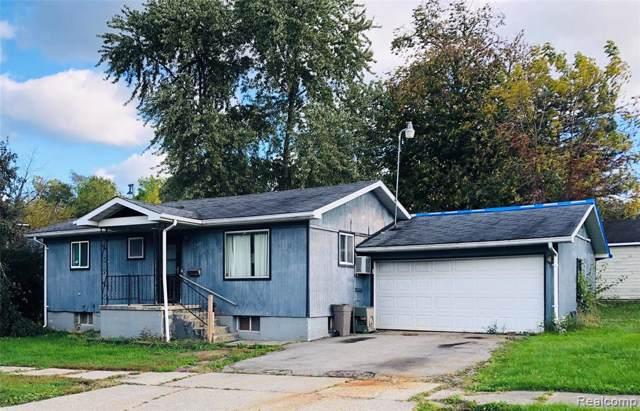 2461 Zimmerman Street, Flint, MI 48503 (MLS #219107237) :: The Toth Team