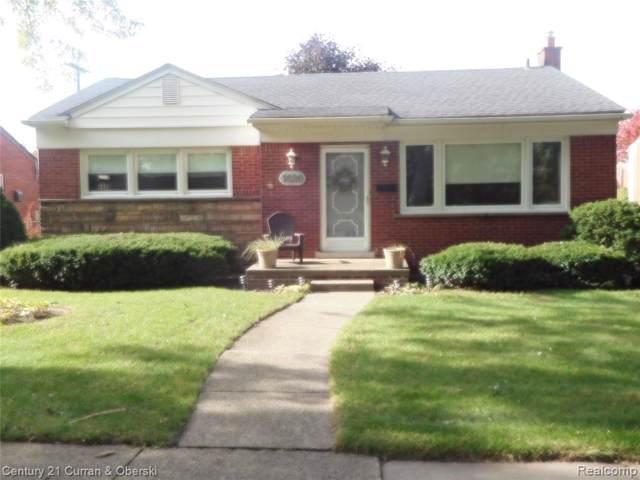 1820 Southfield Freeway, Dearborn, MI 48124 (#219107252) :: Springview Realty