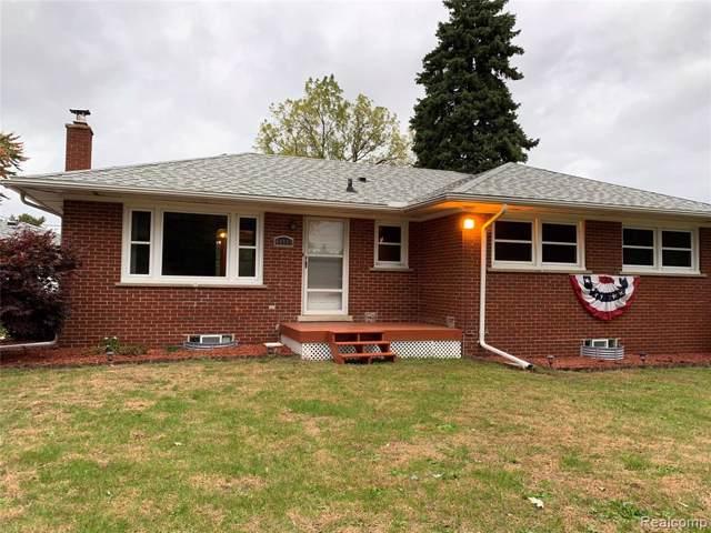 44940 Tyler Road, Van Buren Twp, MI 48111 (#219107279) :: The Buckley Jolley Real Estate Team