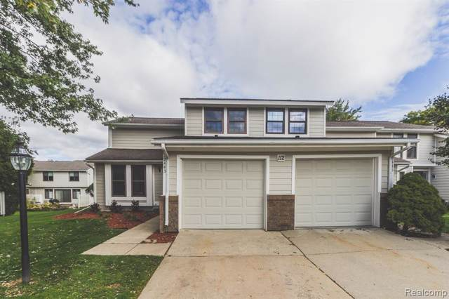 22443 Cranbrooke Drive, Novi, MI 48375 (MLS #219107355) :: The Toth Team