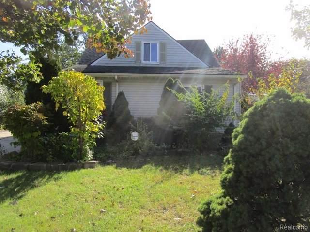 28921 Pardo Street, Garden City, MI 48135 (#219107488) :: The Buckley Jolley Real Estate Team