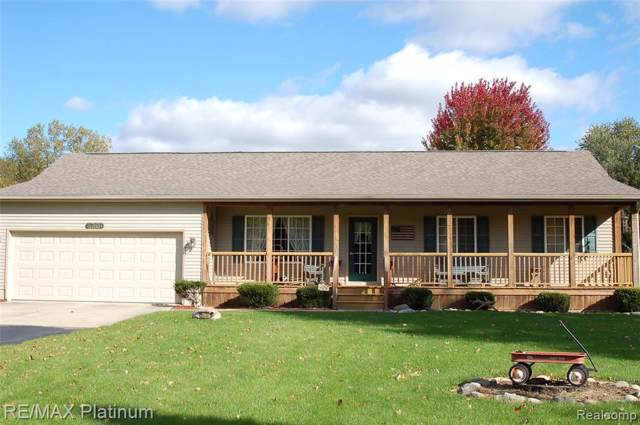 8501 S Jennings Road, Mundy Twp, MI 48473 (#219107494) :: The Buckley Jolley Real Estate Team