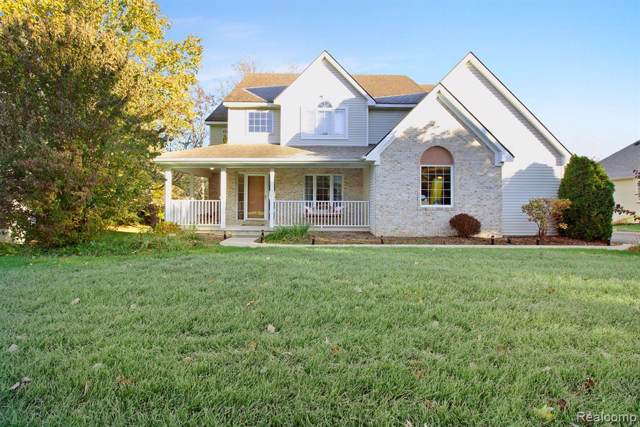 7126 Setters Pointe Boulevard, Hamburg Twp, MI 48116 (#219107512) :: GK Real Estate Team