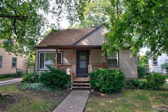 23111 Rosewood Street, Oak Park, MI 48237 (#219107571) :: The Mulvihill Group