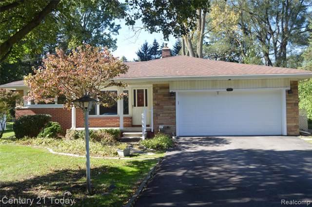 18545 Loveland St, Livonia, MI 48152 (#219107611) :: GK Real Estate Team