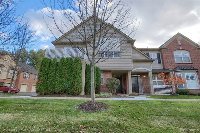 47619 Ormskirk Drive, Canton Twp, MI 48188 (#219107628) :: The Buckley Jolley Real Estate Team