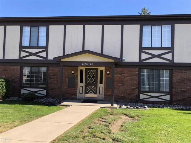 22783 Grove #18, Saint Clair Shores, MI 48080 (#58031398060) :: The Mulvihill Group