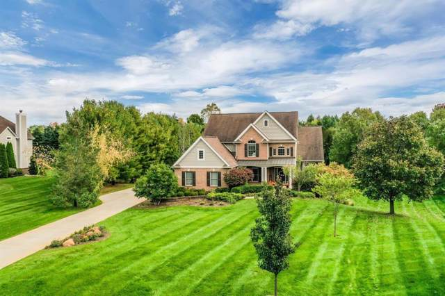 6405 Brookview Drive, Pittsfield, MI 48176 (#543269502) :: The Mulvihill Group