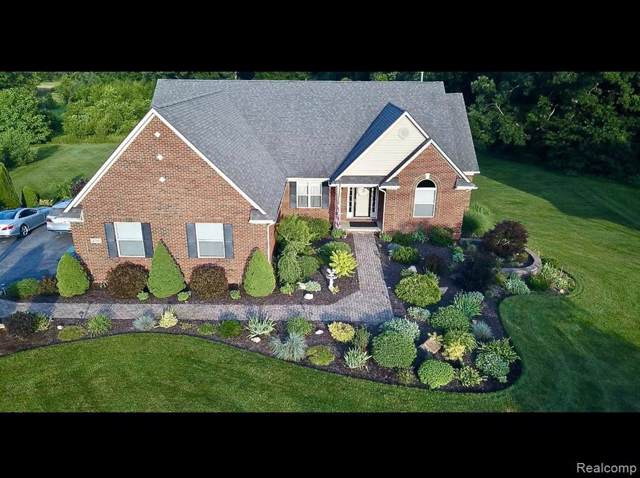 4755 Meridian Court, Lodi Twp, MI 48176 (#219107675) :: The Mulvihill Group