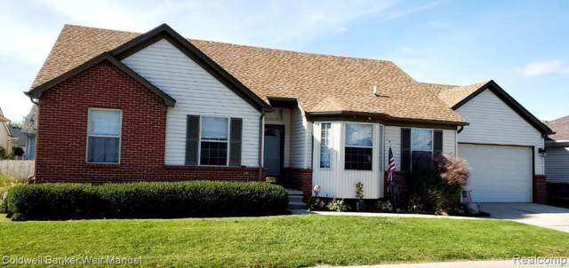 46633 Heather Lane, Chesterfield Twp, MI 48051 (#219107689) :: The Buckley Jolley Real Estate Team