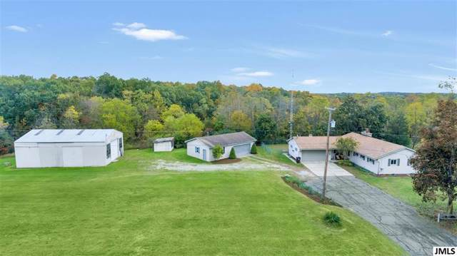 12501 Moscow Rd, Hanover, MI 49241 (MLS #55201903907) :: The Toth Team