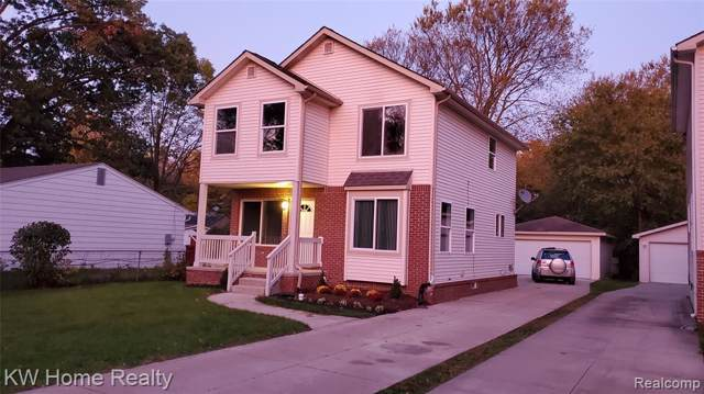21342 Negaunee Street, Southfield, MI 48033 (#219107695) :: The Buckley Jolley Real Estate Team