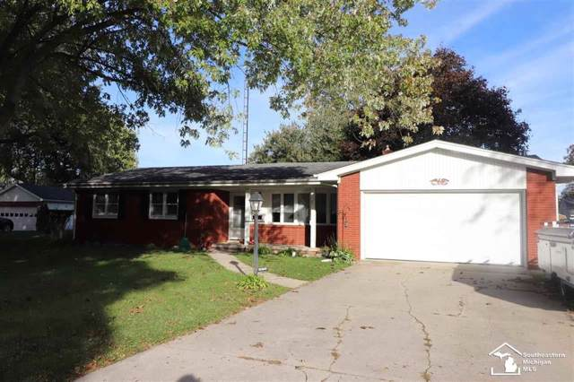 333 Outer, Dundee, MI 48131 (#57031398097) :: RE/MAX Nexus