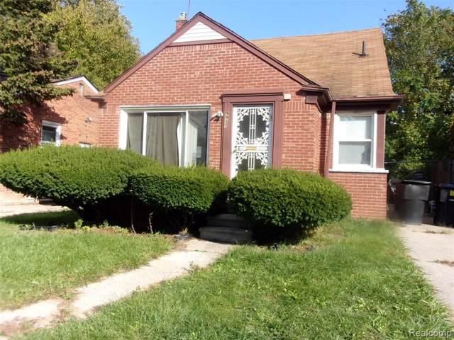 9930 Coyle Street, Detroit, MI 48227 (#219107734) :: Springview Realty