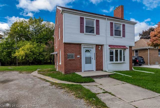 24900 Outer Drive, Lincoln Park, MI 48146 (#219107748) :: Springview Realty