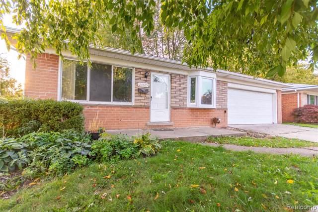 25565 Masch Avenue, Warren, MI 48091 (#219107757) :: Springview Realty