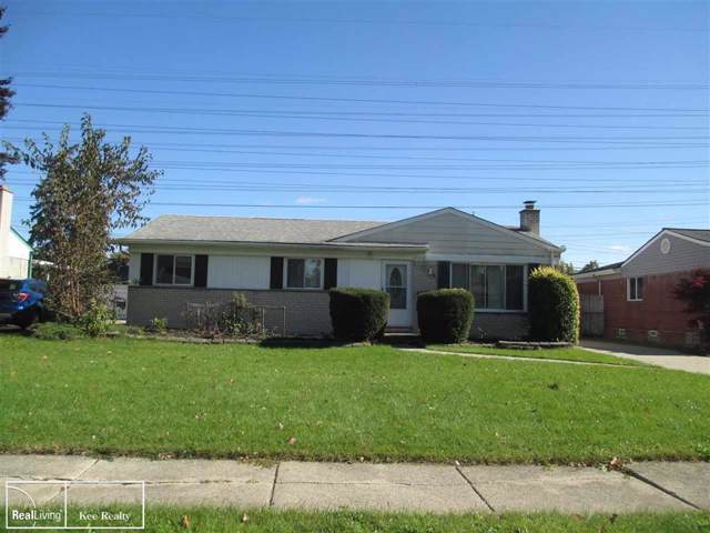 37212 Alper Dr, Sterling Heights, MI 48312 (#58031398106) :: Springview Realty