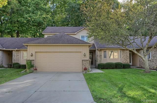 31115 Misty Pines Drive, Farmington Hills, MI 48336 (#219107767) :: Springview Realty