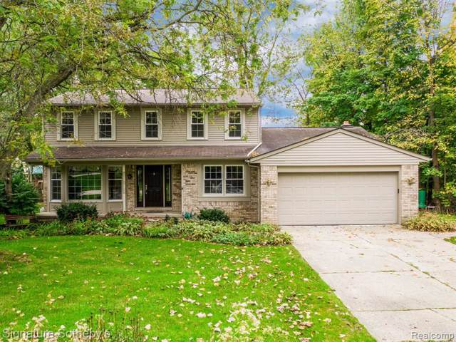 44893 Galway Drive N, Northville, MI 48167 (#219107771) :: GK Real Estate Team