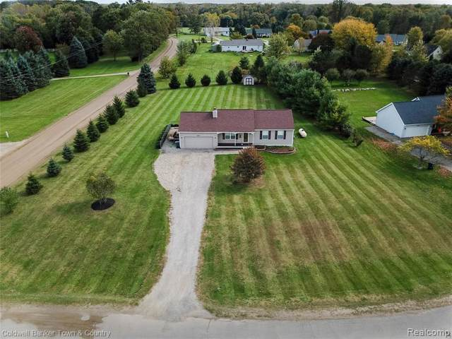 6088 River Rock Drive, Handy Twp, MI 48836 (#219107789) :: The Buckley Jolley Real Estate Team