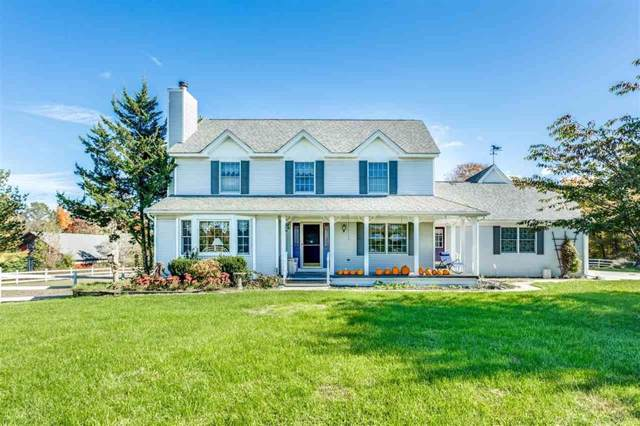 1189 Mayer, ST. CLAIR TWP, MI 48079 (#58031398123) :: The Mulvihill Group