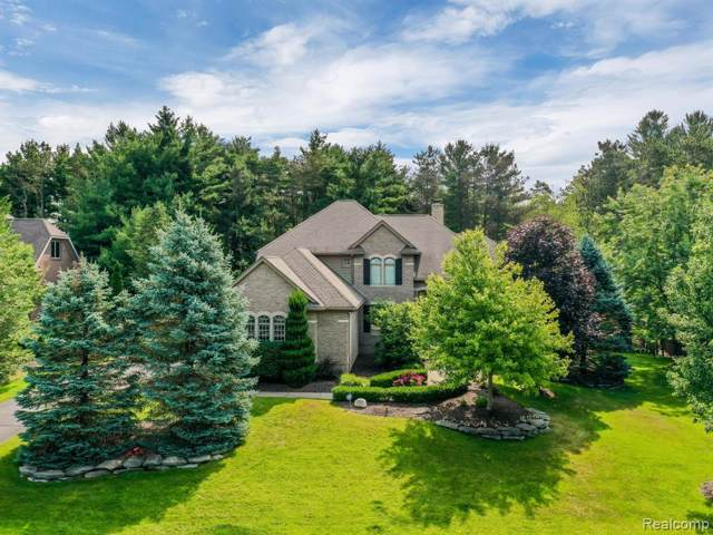 5397 Wyndam Lane, Genoa Twp, MI 48116 (#219107847) :: GK Real Estate Team
