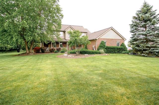 6160 Vineyard Avenue, Pittsfield Twp, MI 48108 (#543269589) :: BestMichiganHouses.com
