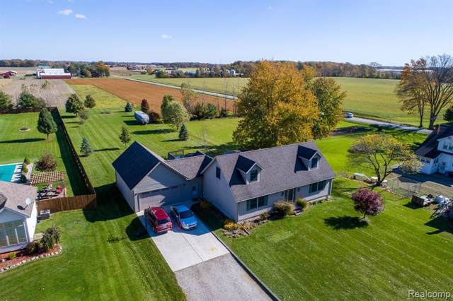 12058 Fessner Road, Ash Twp, MI 48117 (#219107923) :: RE/MAX Nexus