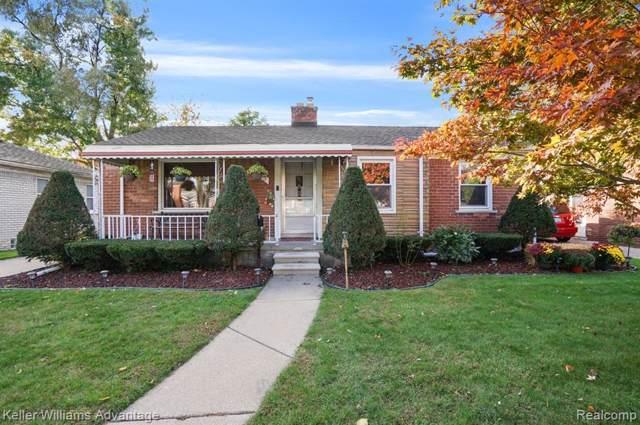 11415 Mayfield Street, Livonia, MI 48150 (#219107947) :: GK Real Estate Team