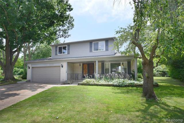 2456 Hinge Drive, Troy, MI 48083 (#219107965) :: GK Real Estate Team