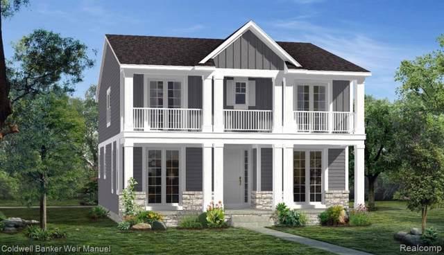 973 Ross Street, Plymouth, MI 48170 (#219107968) :: Duneske Real Estate Advisors
