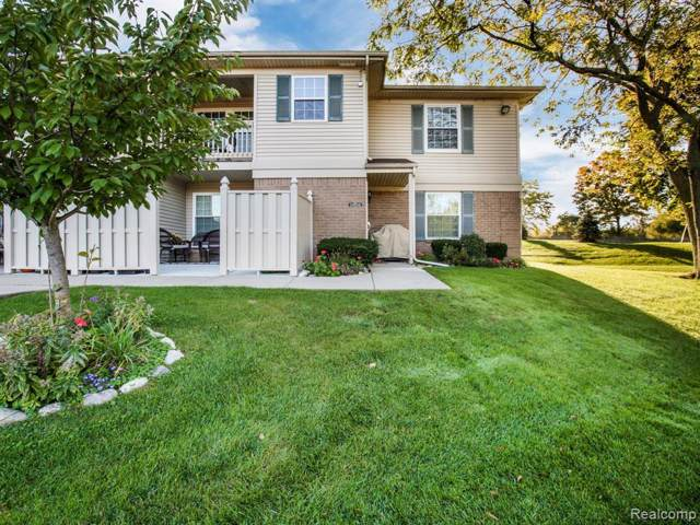 19100 Northridge Drive, Northville Twp, MI 48167 (#219107982) :: GK Real Estate Team