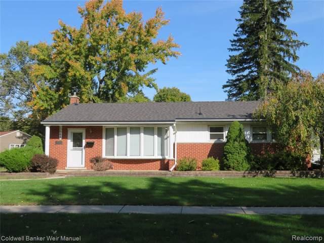 35844 Chicago St W, Livonia, MI 48150 (#219107984) :: GK Real Estate Team