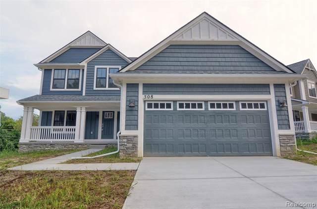 501 Heritage Ridge Drive, Milford Vlg, MI 48381 (#219108011) :: GK Real Estate Team