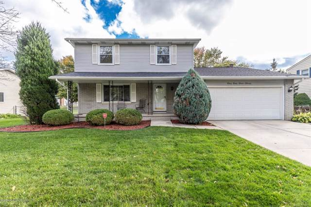 1153 Bennington Drive, Delta Twp, MI 48917 (MLS #630000241896) :: The Toth Team