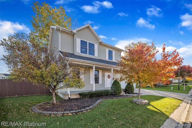 6114 Fountain View Drive, Mundy Twp, MI 48473 (#219108068) :: Team Sanford