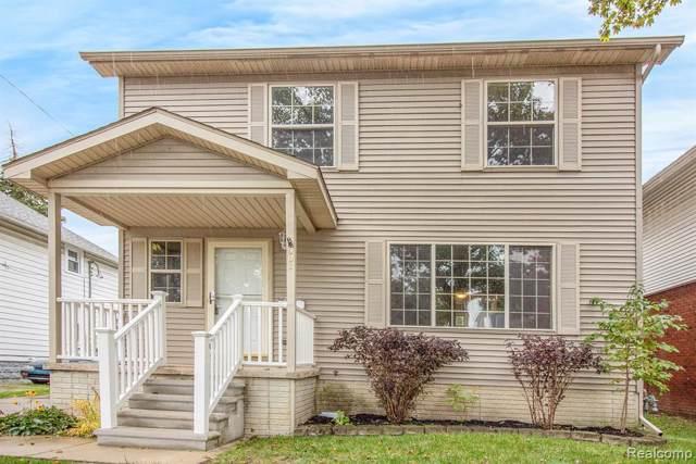 301 Michigan Avenue, Monroe, MI 48162 (#219108144) :: The Buckley Jolley Real Estate Team