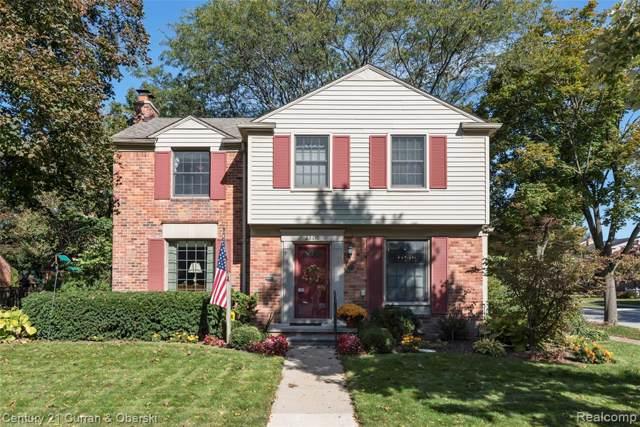 23610 Rowe Street, Dearborn, MI 48124 (#219108169) :: The Mulvihill Group