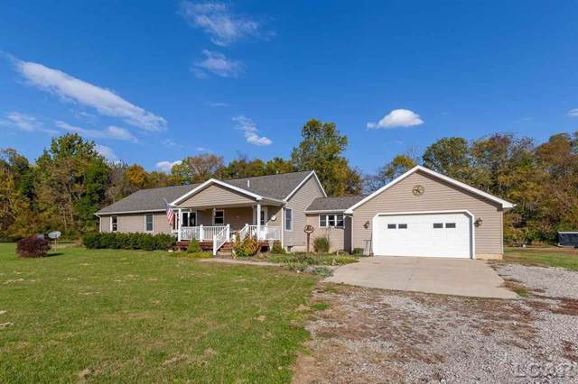 2340 Laberdee Rd, Raisin Twp, MI 49221 (MLS #56031398212) :: The Toth Team