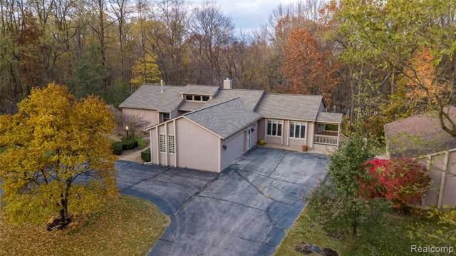 1745 Madsen Drive, Groveland Twp, MI 48462 (#219108205) :: The Buckley Jolley Real Estate Team