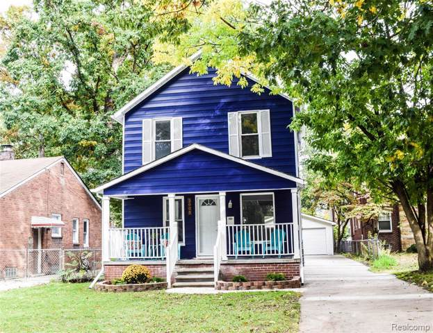 3005 Cornell Street, Dearborn, MI 48124 (#219108270) :: The Mulvihill Group