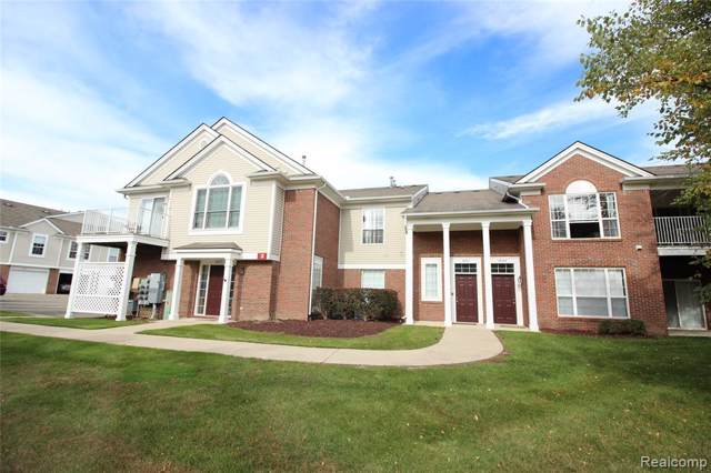 16781 Carriage Way, Northville Twp, MI 48168 (#219108295) :: The Buckley Jolley Real Estate Team