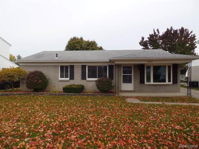 14265 Hope Drive, Sterling Heights, MI 48313 (#219108340) :: GK Real Estate Team